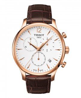 Tissot T-Classic Tradition Relógio Homem Chronograph T063.617.36.037.00