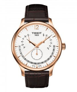 Tissot T-Tradition Perpetual Calendar Relógio Homem T063.637.36.037.00