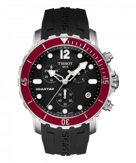 Tissot T-Sport Seastar 1000 Relógio Homem T066.417.17.057