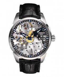 Tissot T-Complication Squelette Relógio Homem T070.405.16.411.00