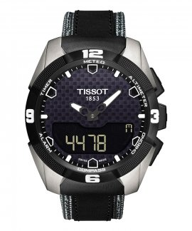 Tissot T-Touch Expert Solar Relógio Homem Chronogrpah T091.420.46.051.01