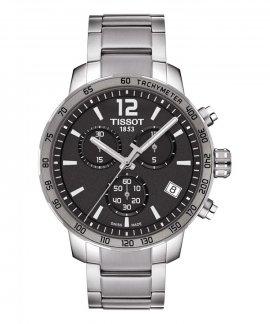 Tissot T-Sport Quickster Chronograph Relógio Homem T095.417.11.067.00