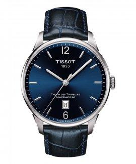 Tissot T-Classic Chemin des Tourelles Powermatic 80 Relógio Homem T099.407.16.047.00