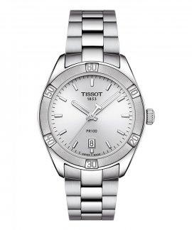 Tissot T-Classic PR 100 Sport Chic Lady Relógio Mulher T101.910.11.031.00