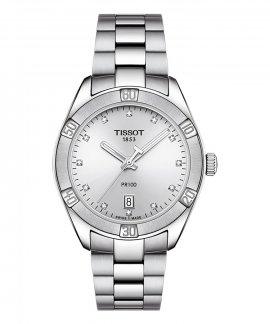 Tissot T-Classic PR 100 Sport Chic Lady Relógio Mulher T101.910.11.036.00