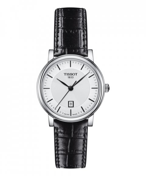Tissot Carson Premium Lady Relógio Mulher Edição Limitada Amália Diva do Fado T122.210.16.031.00