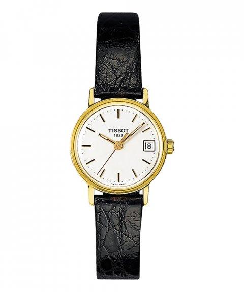 Tissot T-Gold Goldrun Relógio Mulher T71.3.106.31