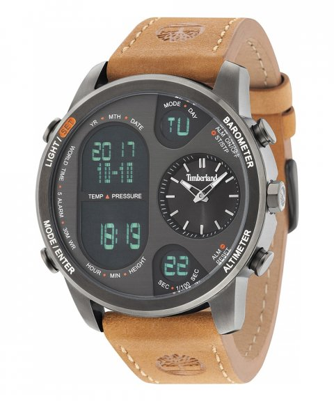 Timberland HT4 Set Relógio Homem TBL15378JSU02AS