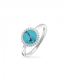 Thomas Sabo Joia Anel Mulher TR2186-404-17