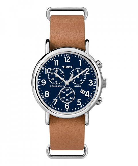 Timex Weekender Relógio Homem Chronograph TW2P62300