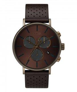 Timex Fairfield Supernova Relógio Mulher Chronograph TW2R80100