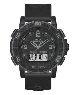 Timex Expedition Double Shock Relógio Homem Chronograph TW4B00800