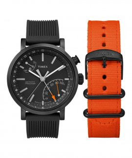 Timex Metropolitan Relógio Homem Gift Set TWG012600