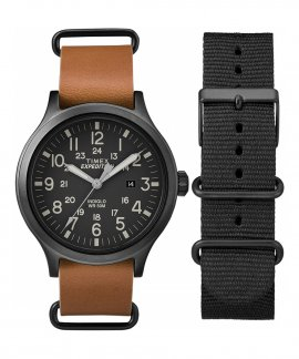 Timex Expedition Scout Gift Set Relógio Homem TWG016200