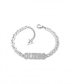 Guess College 1981 Joia Pulseira Mulher UBB20035-S