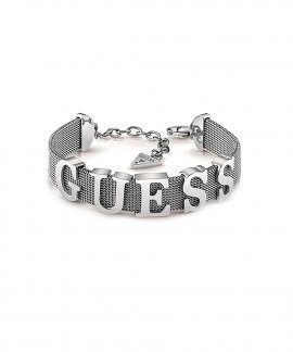 Guess Mix and Mesh Joia Pulseira Mulher UBB28009-S
