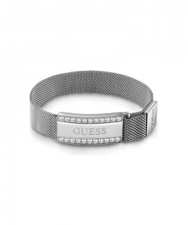 Guess Mix and Mesh Joia Pulseira Mulher UBB28013