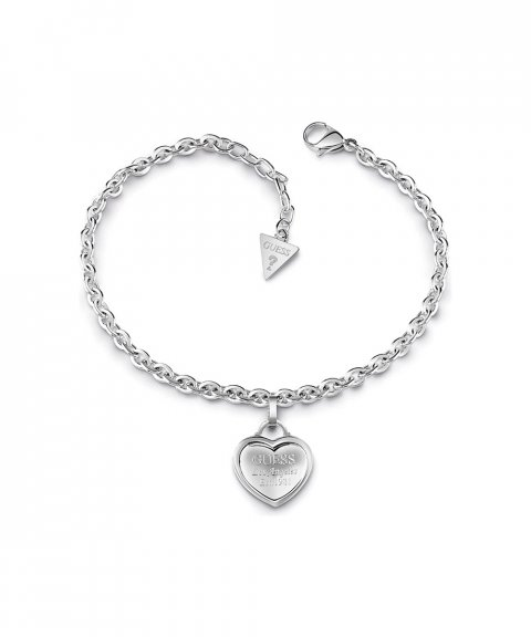 Guess Follow My Charm Joia Pulseira Mulher UBB28024-S