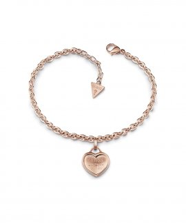 Guess Follow My Charm Joia Pulseira Mulher UBB28026-S