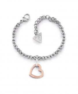 Guess Chain Joia Pulseira Mulher UBB29078-S