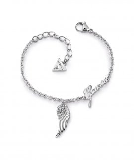 Guess Fly with Me Joia Pulseira Mulher UBB29087-S