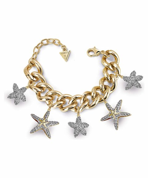 Guess Starfish Joia Pulseira Mulher UBB78005-S