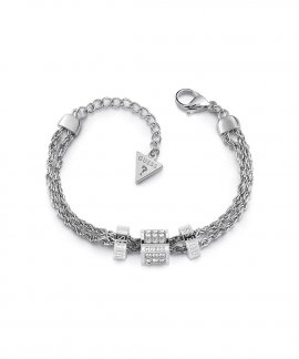 Guess Love Knot Joia Pulseira Mulher UBB78058-S
