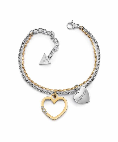 Guess Unchain My Heart Joia Pulseira Mulher UBB78098-S
