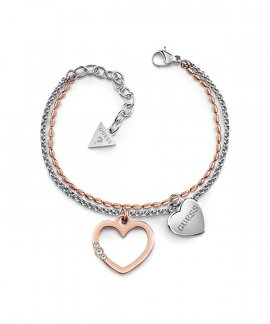 Guess Unchain My Heart Joia Pulseira Mulher UBB78100-S