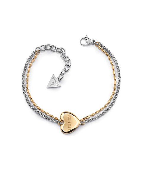 Guess Unchain My Heart Joia Pulseira Mulher UBB78101-S