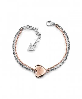 Guess Unchain My Heart Joia Pulseira Mulher UBB78103-S