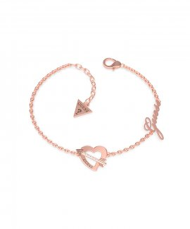 Guess Across My Heart Joia Pulseira Mulher UBB79092-S