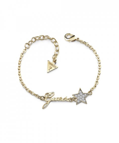 Guess Starlicious Joia Pulseira Mulher UBB84039-S