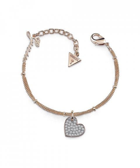 Guess My Sweetie Joia Pulseira Mulher UBB84079-S