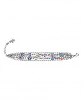 Guess Crystal Beauty Joia Pulseira Mulher UBB84133-S