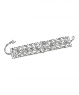 Guess Chain Waterfall Joia Pulseira Mulher UBB85115-S