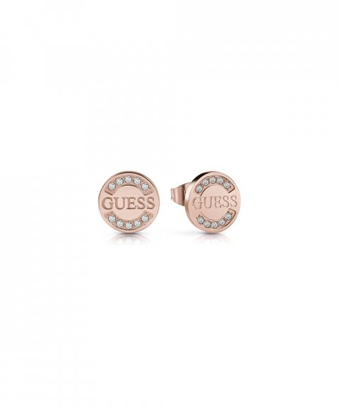 Guess Uptown Chic Joia Brincos Mulher UBE28030