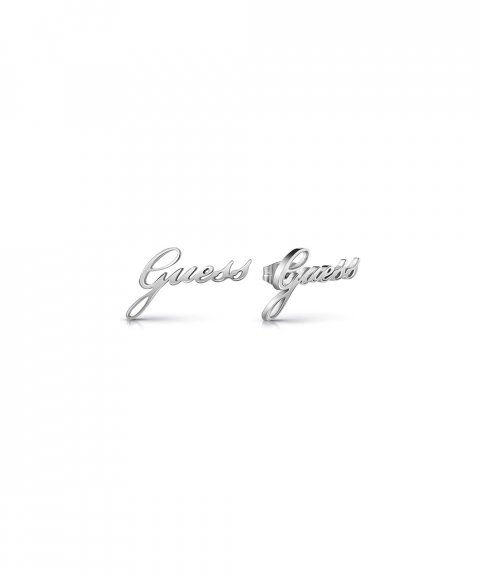 Guess Never Without Joia Brincos Mulher UBE28071