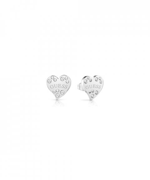 Guess Heart Warming Joia Brincos Mulher UBE78051
