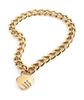 Guess Lock Me Up Joia Colar Mulher UBN20056