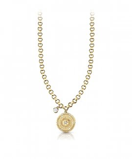 Guess Peonia Joia Colar Mulher UBN28097