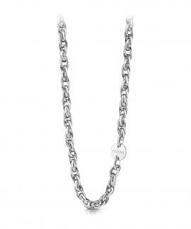 Guess Chain Reaction Joia Colar Mulher UBN29038
