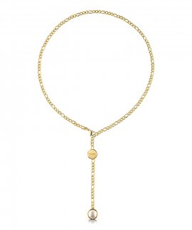 Guess Pearls Joia Colar Mulher UBN78044