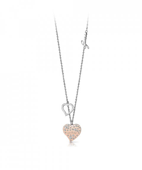 Guess Heart Warming Joia Colar Mulher UBN78067