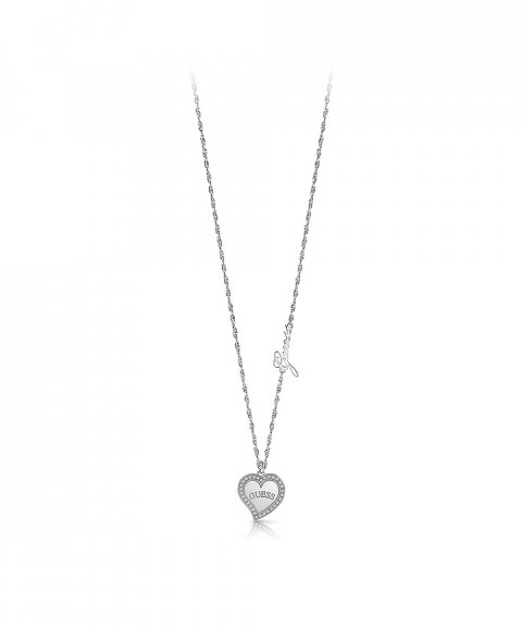 Guess Heart Warming Joia Colar Mulher UBN78068