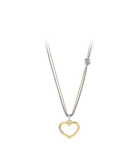 Guess Unchain My Heart Joia Colar Mulher UBN78070