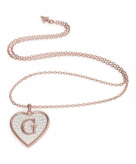 Guess G Shine Joia Colar Mulher UBN79040