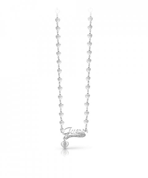 Guess Million Hearts Joia Colar Mulher UBN85076