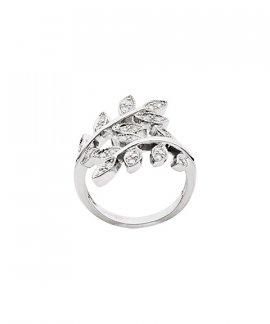 Unike Jewellery Classy Leaf Joia Anel Mulher UK.AN.1204.0055