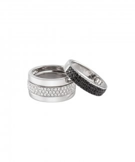 Unike Jewellery Classy Moody Pack Joia Anel Mulher UK.AN.1205.0055